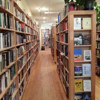 Photo taken at Raven Used Books by Nicole C. on 3/1/2013