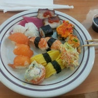 Photo taken at Sushi On by Kirill S. on 12/10/2012