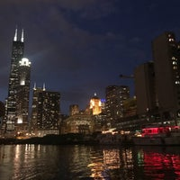 Photo taken at Chicago Electric Boat Company by Amanda C. on 8/30/2017