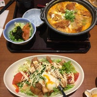 Photo taken at おひつごはん四六時中 おおたかの森店 by Porziie M. on 12/14/2016