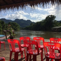 Photo taken at River Kwai Jungle View Resort by Porziie M. on 10/2/2016
