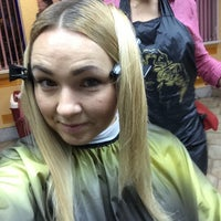 """Photo taken at Салон красоты """"Авокадо"""" by Anna A. on 10/17/2014"""