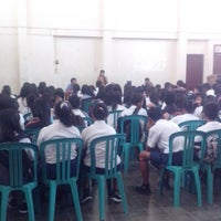 Photo taken at SMP Remaja Parakan by Budhi S. on 12/11/2012