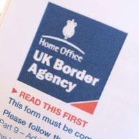 Photo taken at UK Visa Application Centre by AbdulWahab A. on 2/2/2014