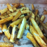 Photo taken at Five Guys by Andy W. on 3/9/2013