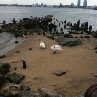 Photo taken at Stuyvesant Cove Park by Bill B. on 2/26/2013