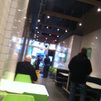 Photo taken at Energy Kitchen by Bill B. on 1/24/2013
