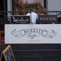 Снимок сделан в Box Kite NYC пользователем Project Latte: a NYC cafe culture guide 8/18/2013
