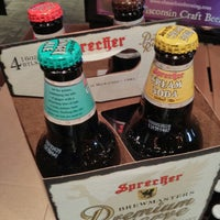 Photo taken at Sprecher Brewery by Jean L. on 7/28/2013