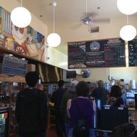 Photo taken at Arizmendi Bakery & Pizzeria by John D. on 6/7/2013