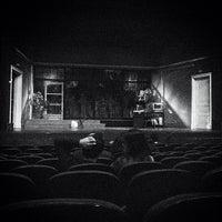 Photo taken at Pesti Színház by Ali Y. on 1/23/2013