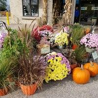 Photo taken at Bluemel's Garden & Landscape Center by Sue L. on 10/31/2017