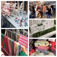 Photo taken at Melbourne Design Market by Katherine K. on 11/10/2013
