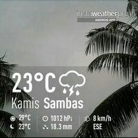 Photo taken at SAMBAS by arif r. on 2/6/2013