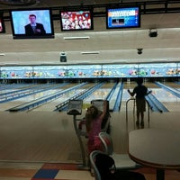 Photo taken at Northland Bowl & Recreation Center by Cathy H. on 6/26/2015