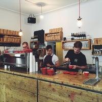 Photo prise au Silo Coffee par Michal M. le4/3/2015