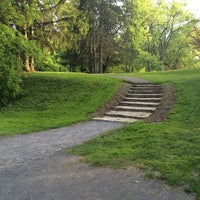 Photo taken at Marcellus Park by Zachary G. on 5/26/2014