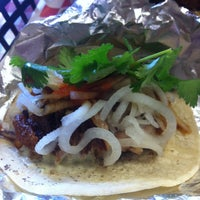Photo taken at Pork Belly Grub Shack by Mike S. on 4/17/2013