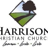 Photo taken at Harrison Christian Church by Zackery B. on 11/3/2013