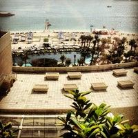 Das Foto wurde bei Rixos The Palm Dubai von Mariia N. am 1/25/2013 aufgenommen
