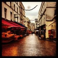 Photo prise au Rue Mouffetard par Marina S. le1/15/2013