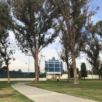 Photo taken at Skip Rowland Field at Wilson High School by Rachel M. on 11/16/2017