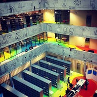 Photo taken at National Library of Technology by Juliya R. on 12/5/2012