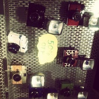 Photo taken at Lomography Gallery Store Santa Monica by Julia B. on 1/26/2013