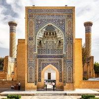 Photo taken at Samarkand Restaurant by Mustafa Gültekin A. on 9/9/2017
