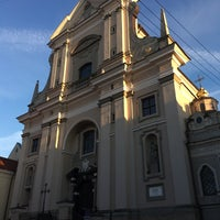 Photo taken at Church of St. Theresa by Conor M. on 10/1/2018