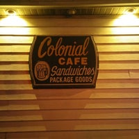The Colonial Cafe