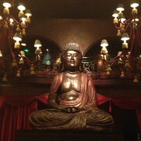 Photo taken at Buddha Bar by Nathalie T. on 1/15/2013