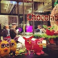 Photo taken at Chocolab by Teh K. on 3/16/2013
