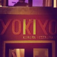 Photo taken at YOKIYO   여기요! by c.ake on 3/8/2013