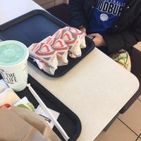 Photo taken at Taco Bell by Adam J. on 1/18/2016