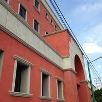 Photo taken at Centro Municipal de las Artes by Maribel S. on 8/12/2013