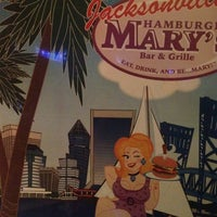 Photo taken at Hamburger Mary's by Jenny G. on 2/1/2013
