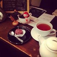 Photo taken at Cafe マチネ by takmaz63 た. on 3/17/2013