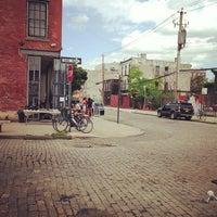 Photo taken at Brooklyn Botanica by Jennifer B. on 7/4/2013