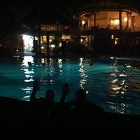 Photo taken at Coconut Village Resort Phuket by Alina A. on 1/31/2013