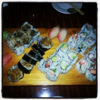 Photo taken at Asahi Sushi by G.Q. . on 3/30/2013