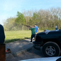 Photo taken at Pigeon Hill Target Range by Stacie Y. on 5/13/2013