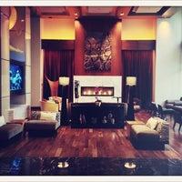 Photo taken at Renaissance Atlanta Midtown Hotel by Edwin R. on 1/25/2013