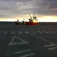 Photo taken at Transbordadora Austral Broom by Nelson G. on 5/2/2013
