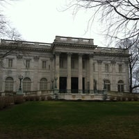 Photo taken at Marble House by Katie J. on 4/23/2013