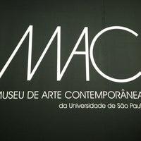 Foto tirada no(a) Museu de Arte Contemporânea (MAC-USP) por Giancarlo C. em 4/13/2013