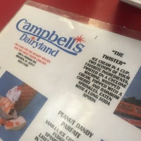 Photo taken at Campbell's Dairyland by 👑Mo B. on 5/30/2016