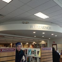 Photo taken at Sachem Public Library by 👑Mo B. on 1/29/2013