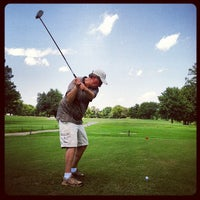 Photo taken at Belmont Golf Course by Justin L. on 6/25/2013