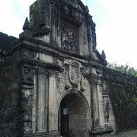 Foto tirada no(a) Fort Santiago por Geraldine T. em 10/20/2012